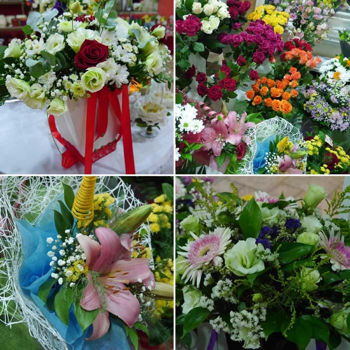 Цветы в Новошахтинске